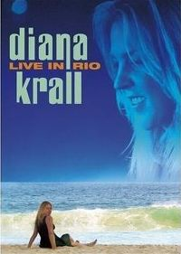 Cover Diana Krall - Live In Rio [DVD]